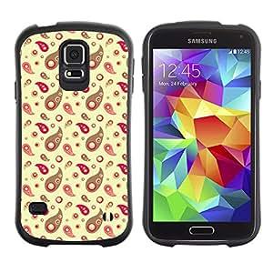 ArtSpace Premium Hybrid Back Case Cover Samsung Galaxy S5 V SM-G900 ( Amazing Pattern )