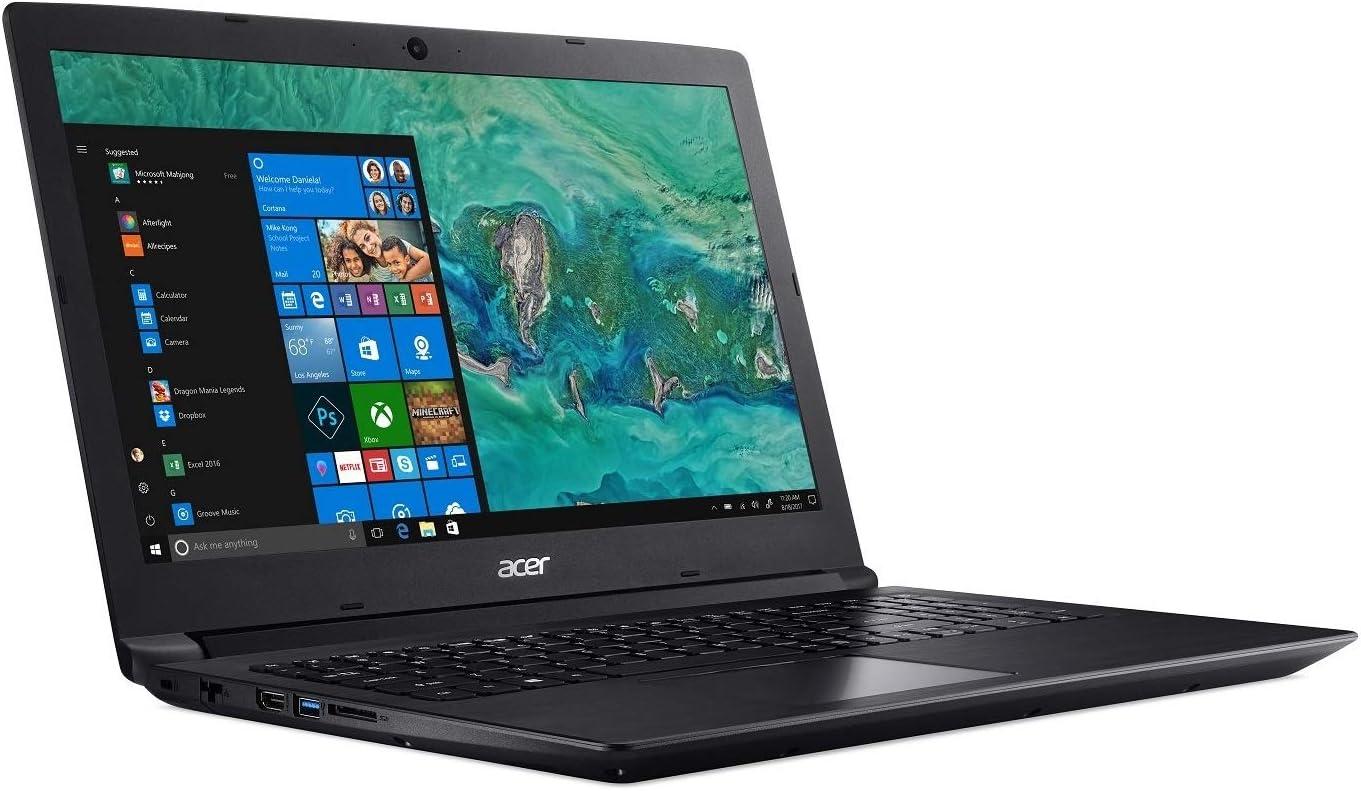 Acer Aspire 3 A315-41-R98U 15.6 Inch Laptop with Quad-core Ryzen 5 2500U Processor up to 3.6GHz, 8GB DDR4 SDRAM, 256GB SSD Storage, and Windows 10