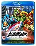 ultimate avengers 1 - The Ultimate Avengers 1+2 [Region B/2] [UK Import]
