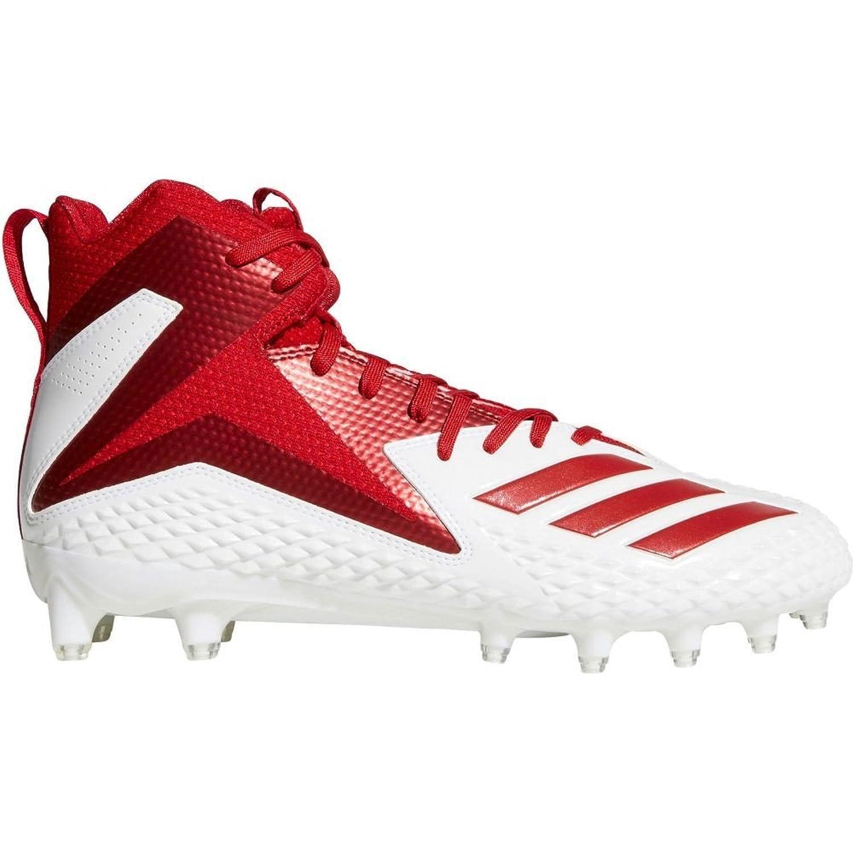 (アディダス) adidas メンズ アメリカンフットボール シューズ靴 Freak X Carbon Mid Football Cleats [並行輸入品] B07CGQ1BK513.0-Medium