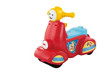 Fisher-Price - Scooter de juguete (CGT06) [Importado de Francia ...
