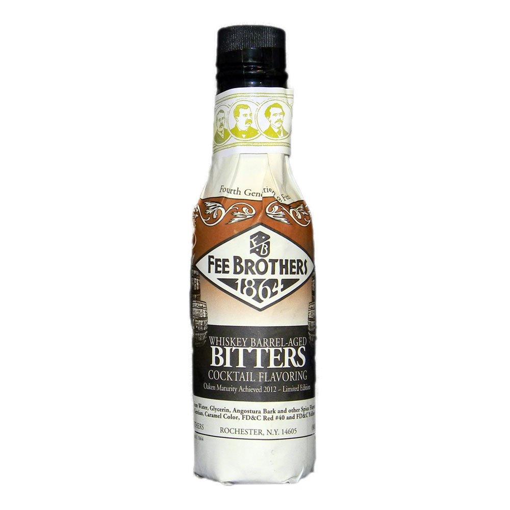 Fee Bros. Whiskey Barrel Aged Bitters