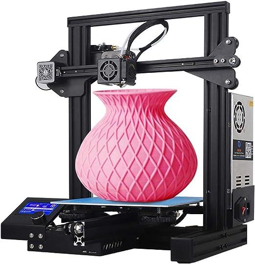 WSHZ Impresora 3D Semi-armados con Pantalla táctil Inteligente ...