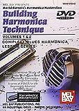 Mel Bay Building Harmonica Technique Volume 1 & 2 (DVD)
