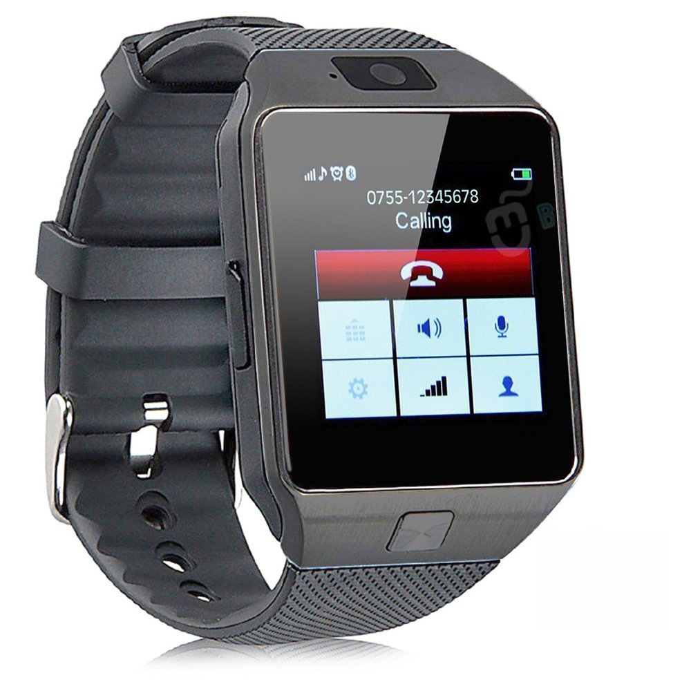 smart watch phone with gsm fitness watch bluetooth. Black Bedroom Furniture Sets. Home Design Ideas