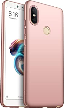 Funda para Xiaomi Mi MAX 3 Ultra Slim Antigolpes Cover Dactilares ...