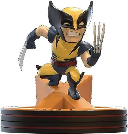 Quantum Mechanix Marvels 80th: Wolverine Q-Fig Diorama Figure