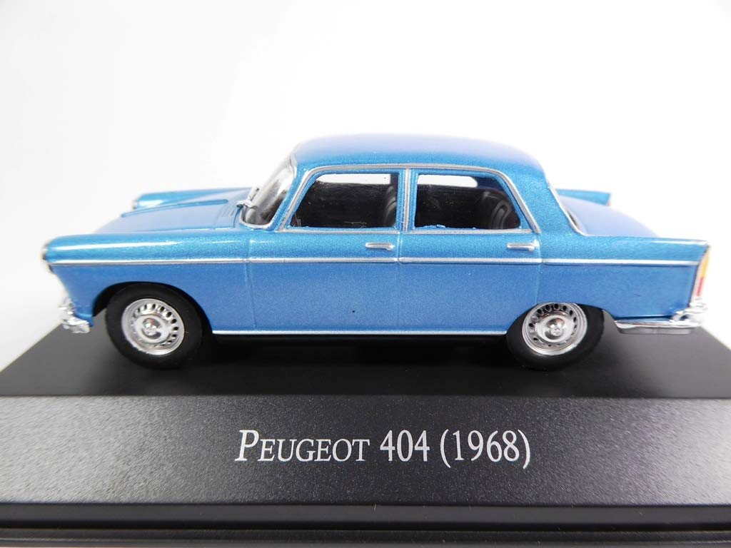 OPO 10 AR13 Peugeot 404 1968 Collection Voitures dArgentine 1//43