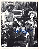 Shirley Temple Black REAL hand SIGNED 8x10