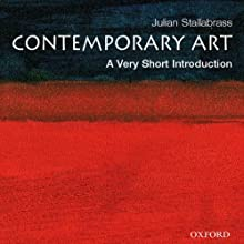 Contemporary Art: A Very Short Introduction Audiobook by Julian Stallabrass Narrated by James Conlan