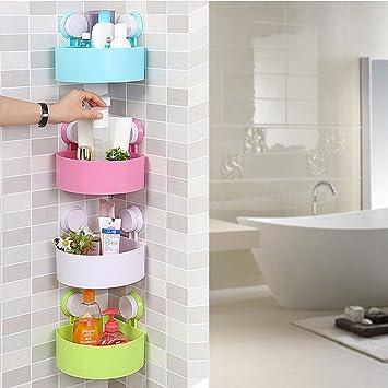 Zophor Tm Neue Kunststoff Badezimmer Aufbewahrung Regal Kuche