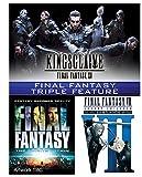Final Fantasy Triple [Kingsglaive: Final Fantasy XV, Final Fantasy: The Spirits Within, Final Fantasy VII: Advent Children] [Blu-ray]