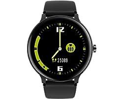 Blackview Smart Watch X2 (44mm, Bluetooth), Watches for Men Women Fitness Tracker Heart Rate Monitor IP68 Waterproof, Smartwa