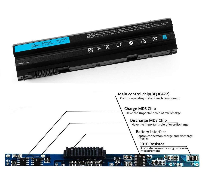 Computer & Zubehr Computer-Zubehr sumicorp.com K KYUER 60WH ...