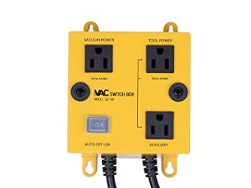 IVac Automated Vacuum Switch