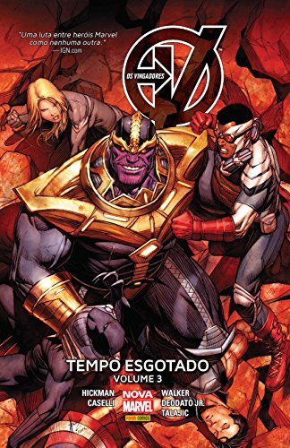 Os Vingadores. Tempo Esgotado - Volume 3