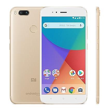 """Xiaomi Mi A1 5.5"""" SIM Doble 4G 4GB 64GB 3080mAh Oro - Smartphone (14"""