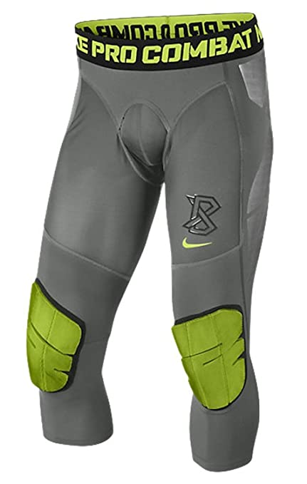 3f4fce68a719 Nike Men s Pro Hyperstrong Slider Baseball Tights-Tumbled Grey-Small