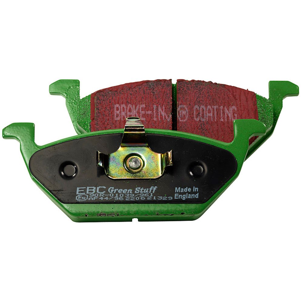 EBC Brake DP21326 Pastiglia Frena Sportiva Greenstuff 2000 Series