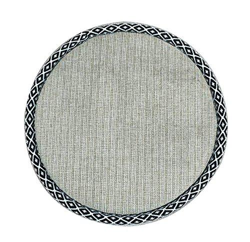[Green] Soft Round Stool Cover Stool Cushion Bar Stool Ma.