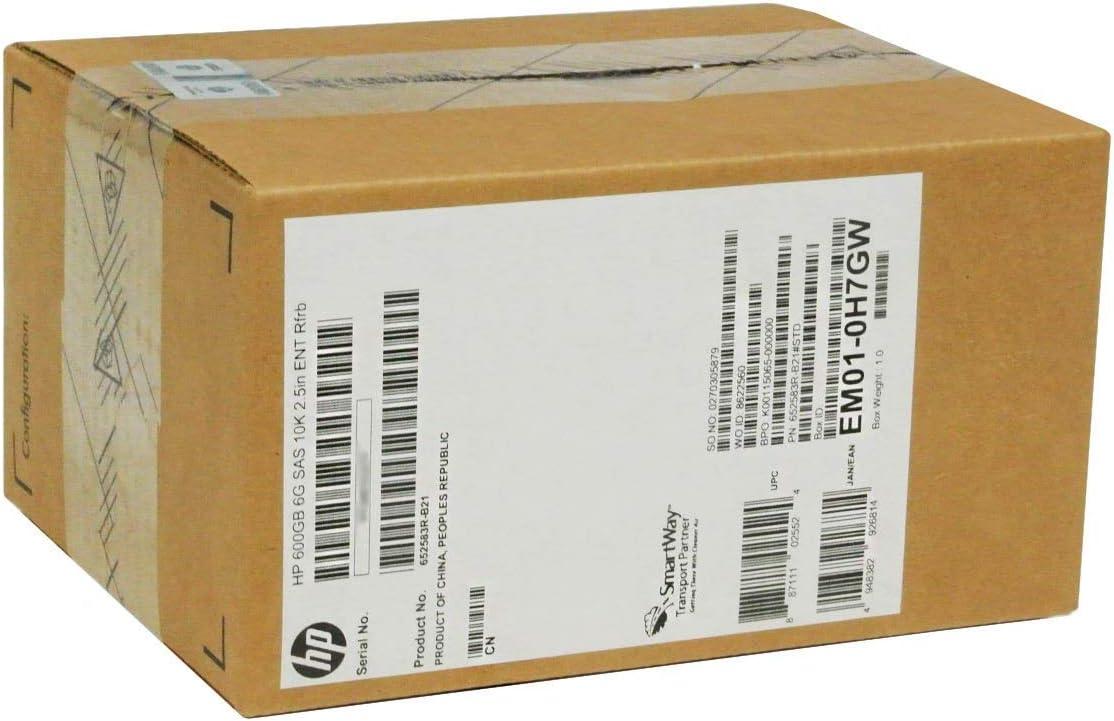 HP 653957-001 600 GB 2.5