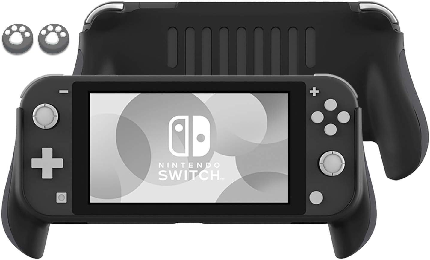 Lammcou Empuñaduras para Nintendo Switch Lite Agarres para Manos Interruptor Resistente al Desgaste Controlador Ergonómico Mango Funda Protectora de Mano para Nintendo Switch Lite Hand Grips: Amazon.es: Electrónica