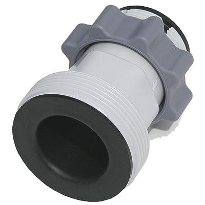 Hose Adapter B: Adapts Larger Intex Pumps to 16039; and Smaller Pools: Toys & Games