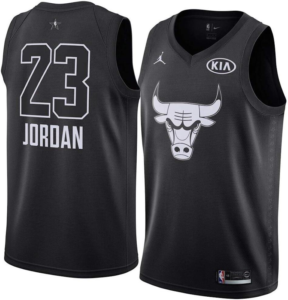 Nike Men's Chicago Bulls Michael Jordan Jordan Brand Black