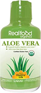 Country Life RFO Basic Aloe Liquid, 32 Ounce