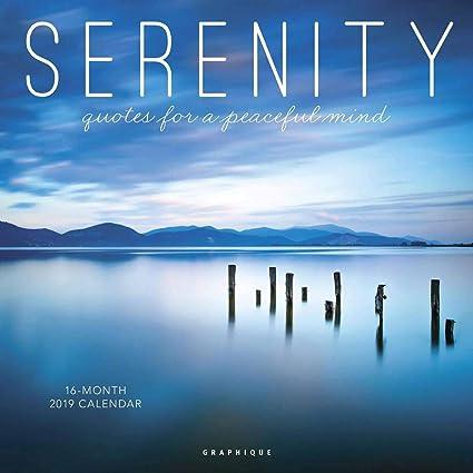 Calendario 2019 - Serenite - Nature - detente - Zen ...