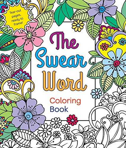 Pdf Crafts The Swear Word Coloring Book
