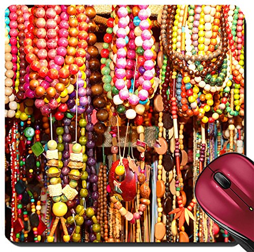 Price comparison product image Liili Suqare Mousepad 8x8 Inch Mouse Pads/Mat imitation jewelry IMAGE ID 26056379