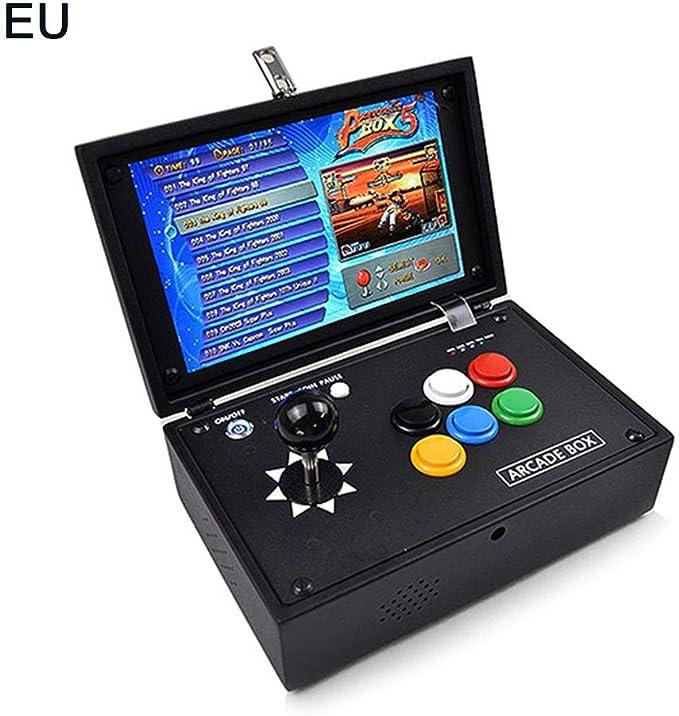 Amazon.es: Yunt Pandoras Box 3D 2177 en 1 Juego de Arcade Jamma HDMI Retro Console 10