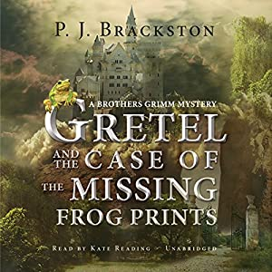 Gretel and the Case of the Missing Frog Prints Audiobook