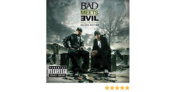 Loud Noises (Album Version (Explicit)) [feat. Slaughterhouse] [Explicit] by Bad  Meets Evil on Amazon Music - Amazon.com