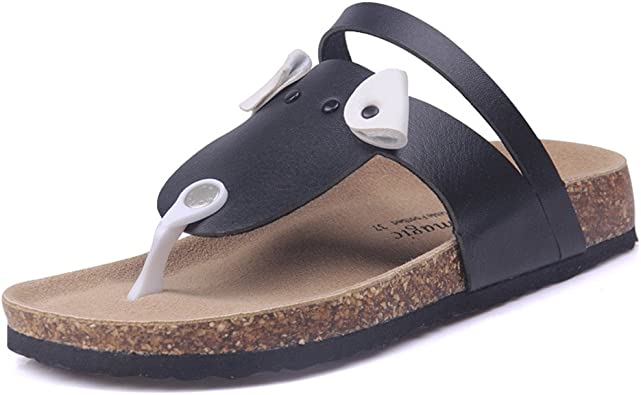 Cosmagic Women Flip Flops Thong Slippers