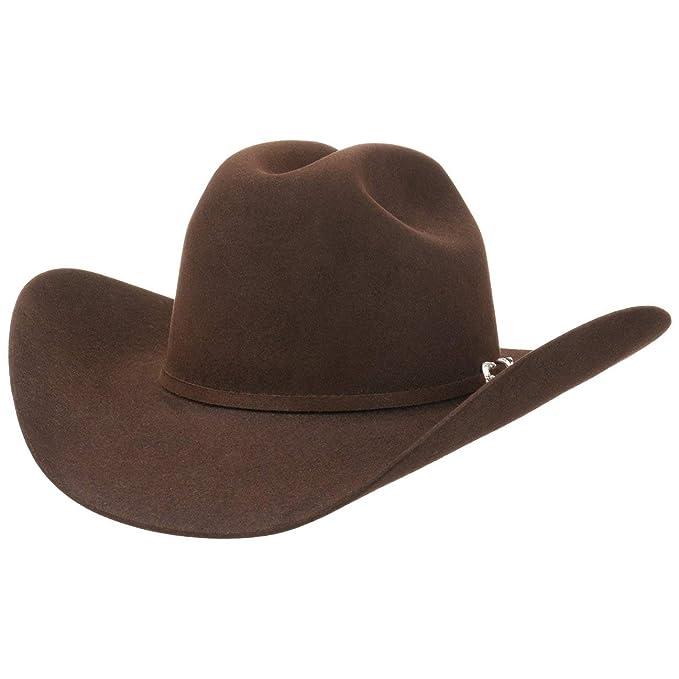 Stetson Cappello da Cowboy Lariat 5X Donna Uomo  403d6ffdd11