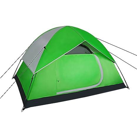 ad99ee34e423a2 Neewer Tenda da Campeggio 210x150x120cm per Sport Attività Outdoor Leggera  Compatta per 2-3 Persone