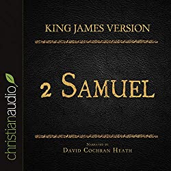 Holy Bible in Audio - King James Version: 2 Samuel