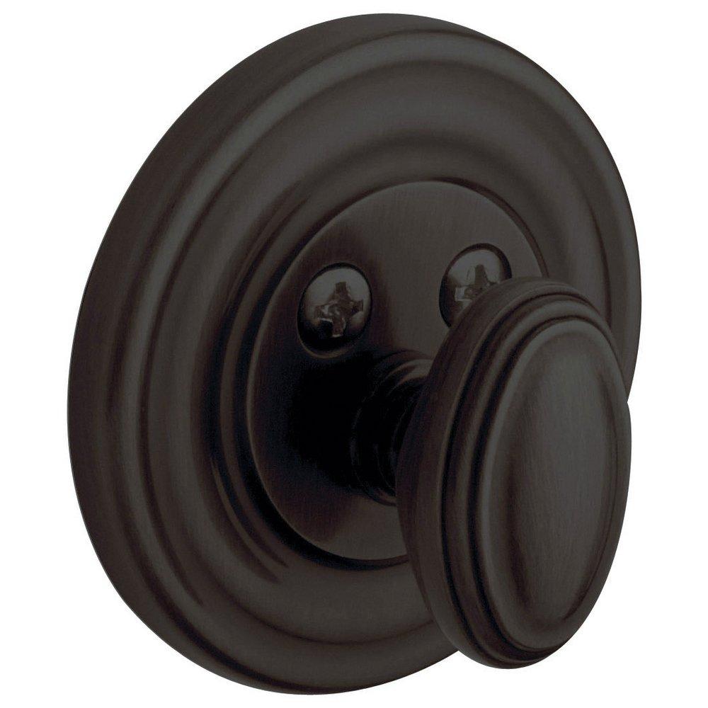 Baldwin Hardware 8231.102.PAT Deadbolt Lock-Oil Rubbed Bronze