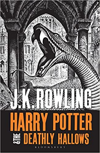 Harry Potter And The Deathly Hallows Adult Edition Harry ...