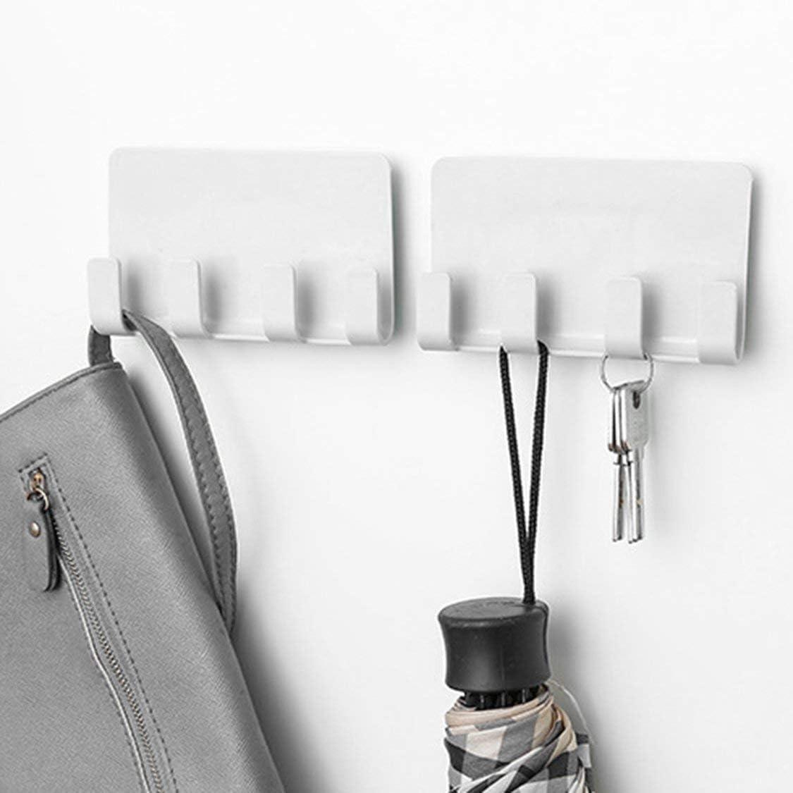 Blanc Vige Support Mural pour t/él/éphone Support de Charge pour Support de bo/îte Support de Support d/étag/ère Support Universel pour Tablette de t/él/éphone Portable