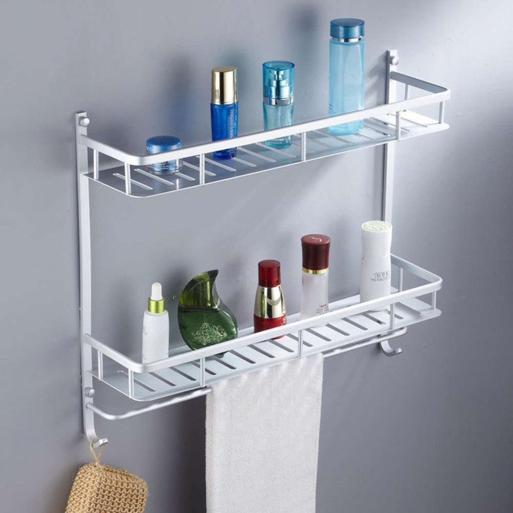 30%OFF Space aluminum bathroom racks/Toilet wall mounted bathroom ...