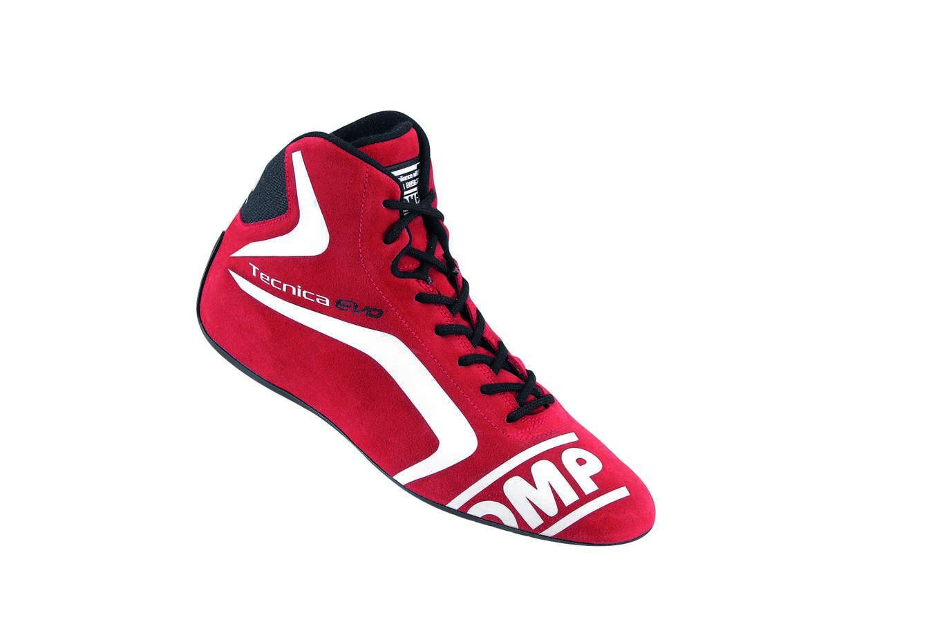 IC//80306146 Tecnica Evo Shoes, Red, Size 46 OMP