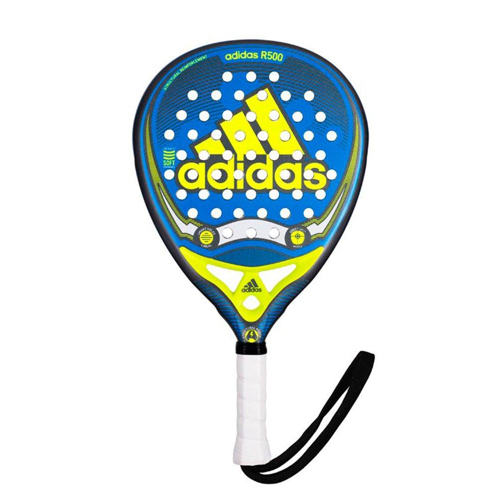 Pala de pádel R500 Adidas Padel: Amazon.es: Deportes y aire libre