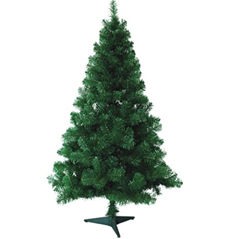 Fertiger Künstlicher Weihnachtsbaum.Hengda Einzigartiger Künstlicher Weihnachtsbaum Baum Dekobaum Kunstbaum Mit Ständer Christbaum 120cm Tannenbaum Grün
