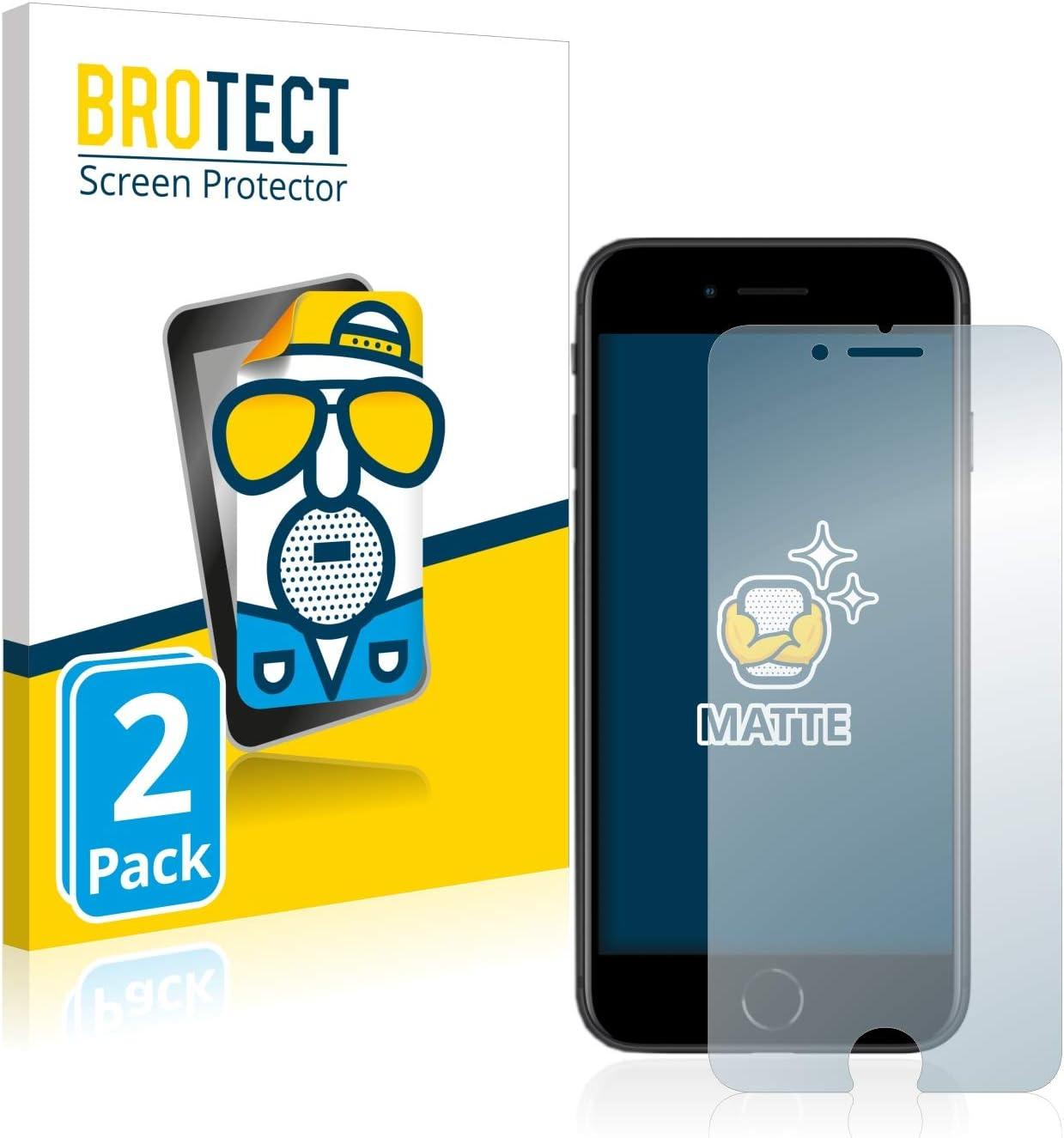 Anti-Glare Anti-Scratch 2X BROTECT Matte Screen Protector for JVC GC-PX100BEU Matte
