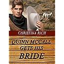 Quinn McCall Gets His Bride (Love on the Range Book 4)