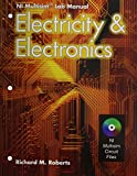 img - for Electricity & electronics: NI Multisim Lab Manual book / textbook / text book