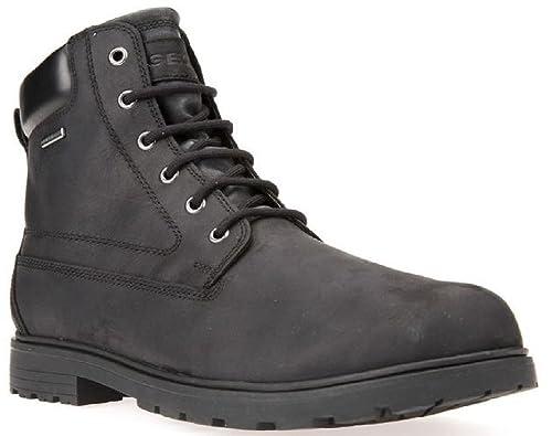 Botas para Hombre, Color Negro, Marca GEOX, Modelo Botas para Hombre GEOX U Akim B ABX Negro